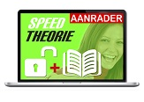 High-speed CBR theorie Auto en theorieboek