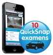 10 Mobile quick snap examens