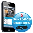 6 Mobile quick snap examens