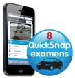 8 Mobile quick snap examens