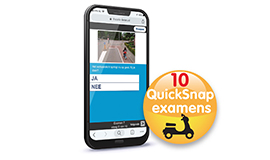 10 Mobile quick snap Am examens