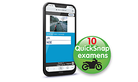 10 Mobile quick snap A examens