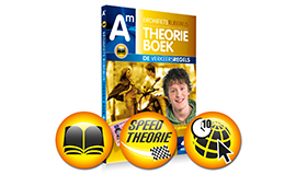 High-speed CBR theorie Bromfiets en theorieboek XL