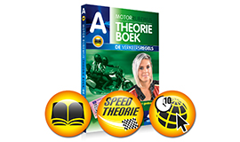 High-speed CBR theorie Motor en theorieboek XL
