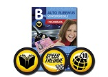 High-speed CBR theorie Auto en theorieboek XL